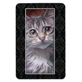 Tabby-Katze Magnet