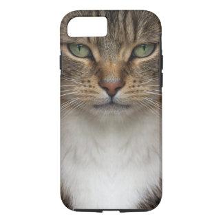 Tabby-Katze stellen starken iPhone 7 Fall iPhone 8/7 Hülle