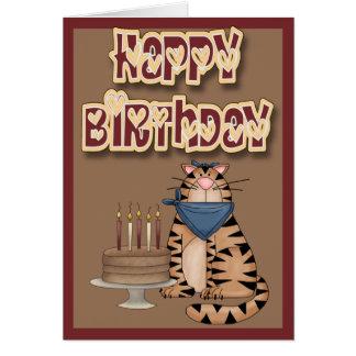 Geburtstag geburtstags kuchen katze alles gute karten for Gute und gunstige kuchen