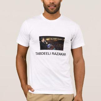 Tabdeeli Razakar T - Shirt
