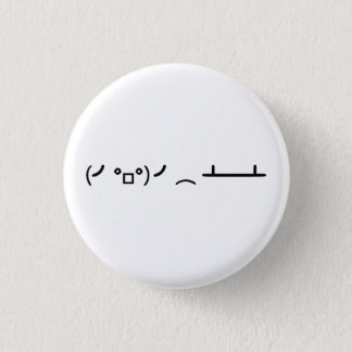 Tabelle drehen das Umdrehen von ASCIIEmoticon um Runder Button 3,2 Cm