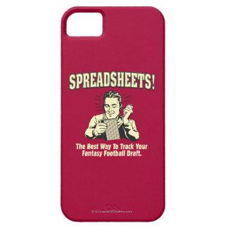Tabellen: Spüren Sie Ihren iPhone 5 Cover