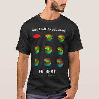 table_ri, HILBERT RAUM? , Mai spreche ich mit T-Shirt