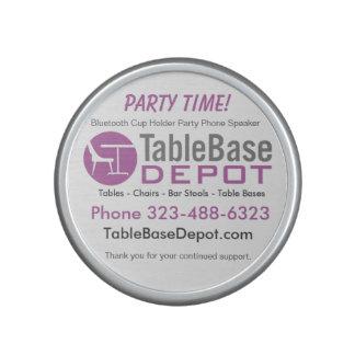 TableBaseDepot Bluetooth Lautsprecher