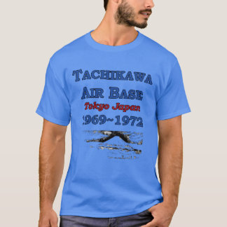 Tachikawa-Flughafen Japan 1969-1972 T-Shirt