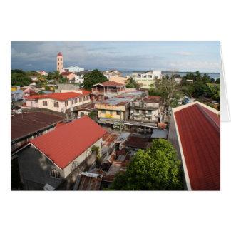 Tacloban Stadt Karte