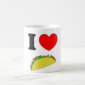 Taco-Abnutzung Kaffeetasse