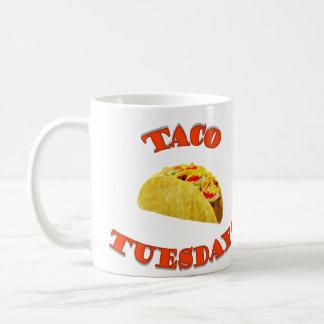 Taco Dienstag! Kaffeetasse