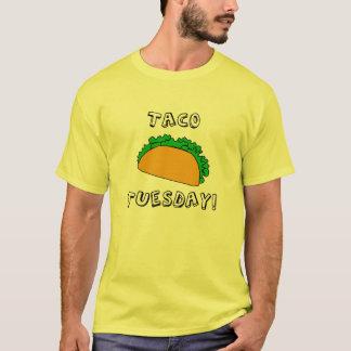 Taco-Dienstag-T-Shirt T-Shirt