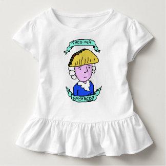 Taco-Fleisch Washington Kleinkind T-shirt
