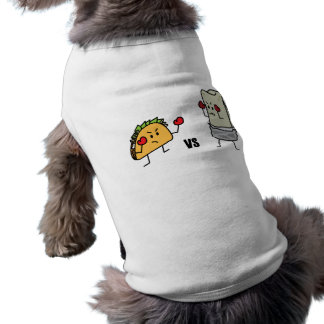 Taco gegen Burrito Top