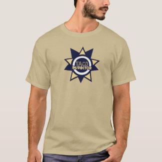 Taco Inspektor-Blau, durch südwärts kreuzen T-Shirt
