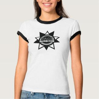 Taco-Inspektor BW, durch südwärts kreuzen T-Shirt