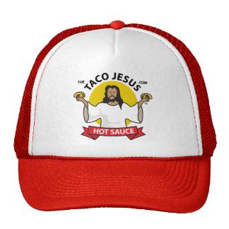 Taco-Jesus-Fernlastfahrer-Hut Retromütze