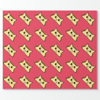 Taco-Katze Geschenkpapier
