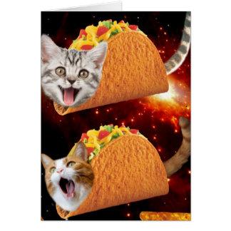Taco-Katzen-Raum Karte