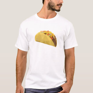 Taco-Kunst T-Shirt