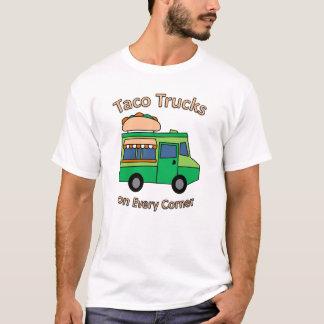 Taco-LKWs auf jeder Ecke T-Shirt