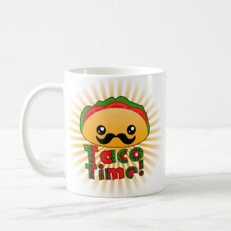 Taco-Zeit Kaffeetasse
