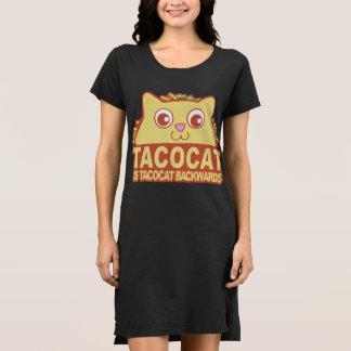 Tacocat rückwärts II Kleid