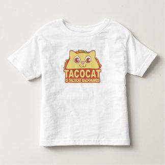 Tacocat rückwärts II Kleinkind T-shirt