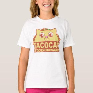 Tacocat rückwärts II T-Shirt