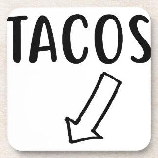 Tacos Untersetzer