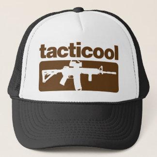 Tacticool - Brown Truckerkappe