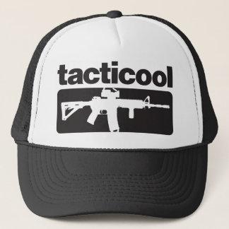 Tacticool - Schwarzes Truckerkappe