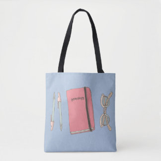 Tadellos Girly Genealogie-Tasche Tasche