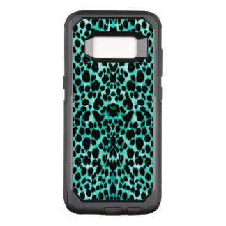 Tadelloser Chip-Leopard OtterBox Commuter Samsung Galaxy S8 Hülle