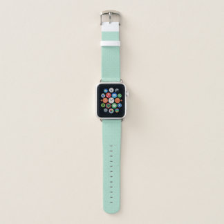 Tadelloses grünes apple watch armband
