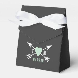 Tadelloses Herz + Hochzeiten des Geschenkschachteln