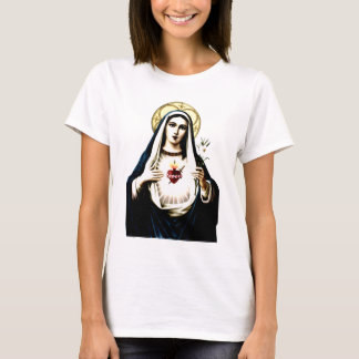 Tadelloses Herz von Mary-Shirt T-Shirt