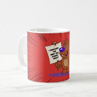 Tadelloses Hügel-Karussell Kaffeetasse