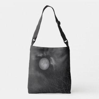 Tadeln Sie es auf der Mond-Tasche Tragetaschen Mit Langen Trägern