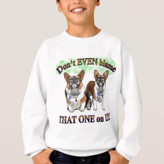 Tadeln Sie nicht US Sweatshirt
