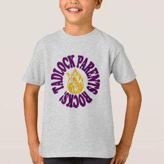 Tadlock Eltern-Felsen scherzt T - Shirt