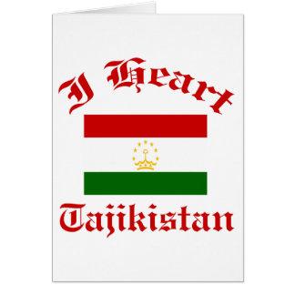 Tadschikistan-Entwurf Karte
