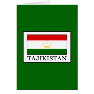 Tadschikistan Karte