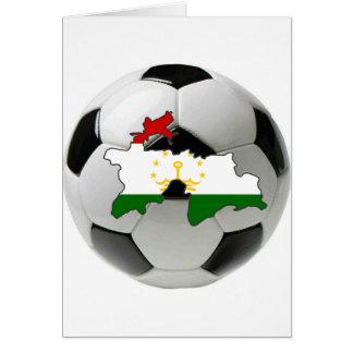 Tadschikistan-Nationalmannschaft Karte