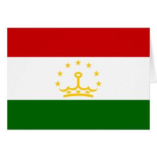 Tadschikistan, Syrien Karte