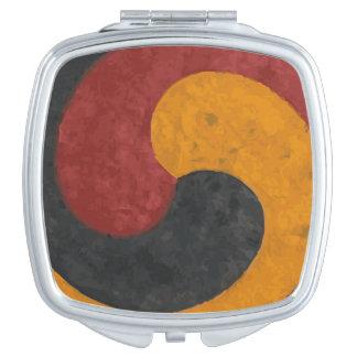 TaeGuk Taschenspiegel