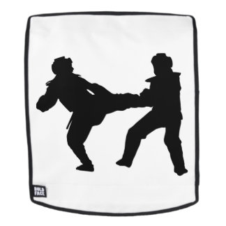Taekwondo-Erwachsen-Rucksack Rucksack