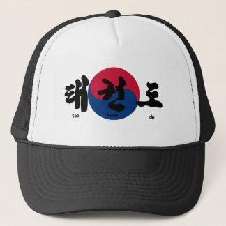 Taekwondo-Kappe Truckerkappe