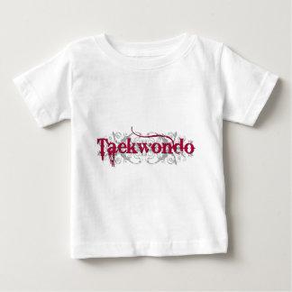 Taekwondo-Rot Baby T-shirt