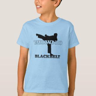 Taekwondo-schwarzer Gürtel Shirts