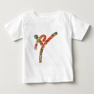 TAEKWONDO trägt Meisterschaft zur Schau Baby T-shirt