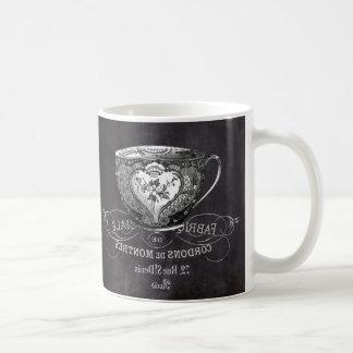 Tafel-Alice im Wunderlandtee-Party Teacup Kaffeetasse