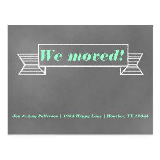Tafel-bewegliche Mitteilungs-Postkarte Postkarten